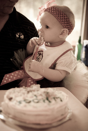Cami's First Birthday