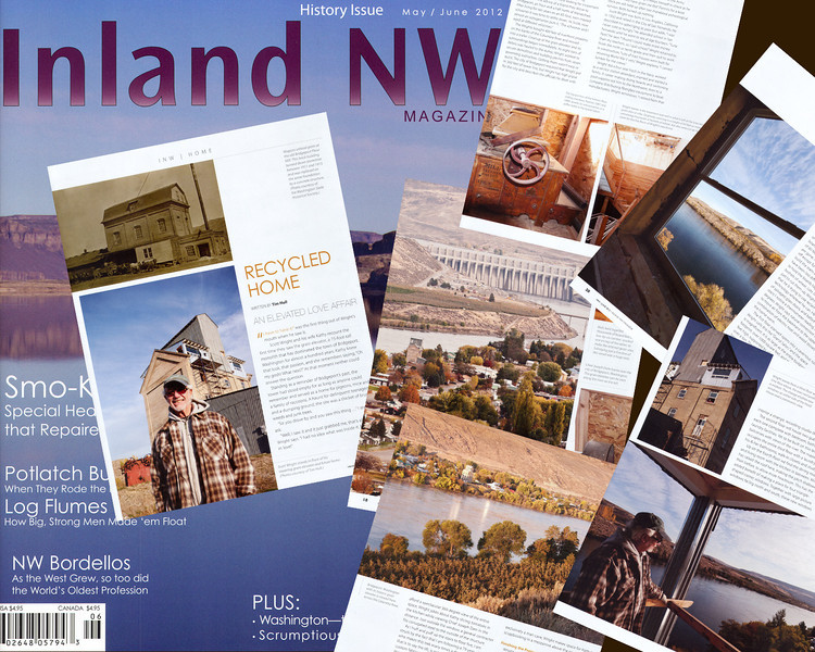 Inland NW Magazine, West Richland, WA - Contracted work for photos and writing for a seven page feature article.