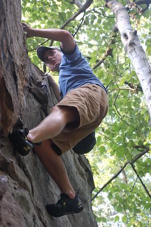 Climbin'