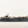 Bogue-class WWII Escort Carrier - 1/700 scale (2nd try)