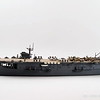 Bogue-class WWII Escort Carrier - 1/700 scale (1st try)