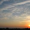 Sunset - view from Tamara