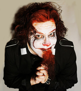 Clowning Around on Halloween 2018