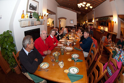 Club Holiday Dinner, December 3, 2009
