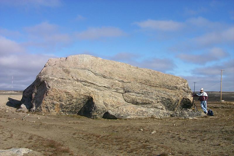 The Big Rock!