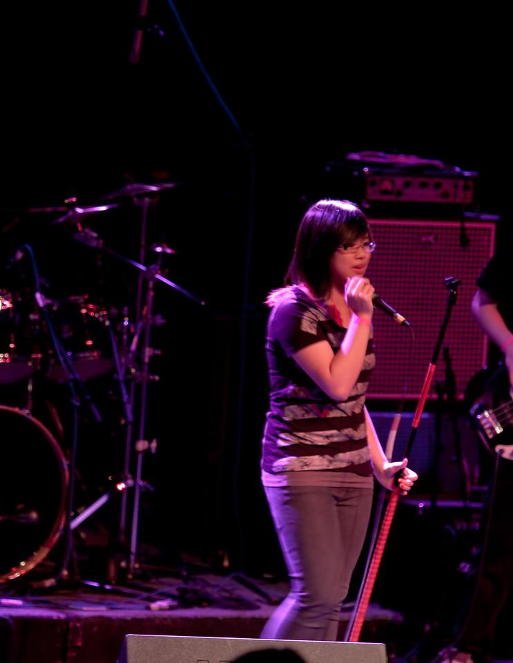 Sylvanna Luong - Vocals.