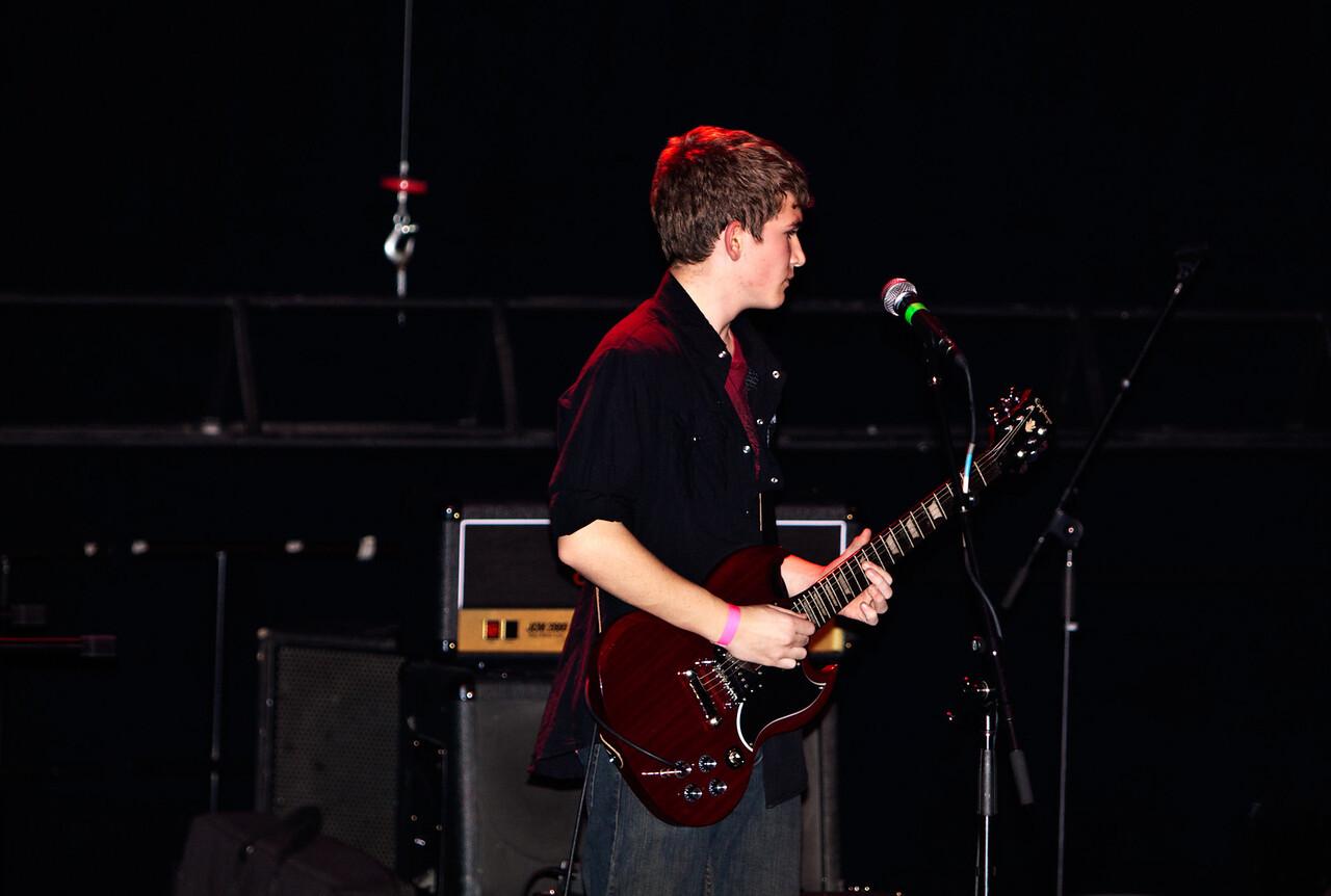 Colin Walker- Lead guitar.