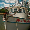 Mrs. Shirley Mae - McClellanville Harbor