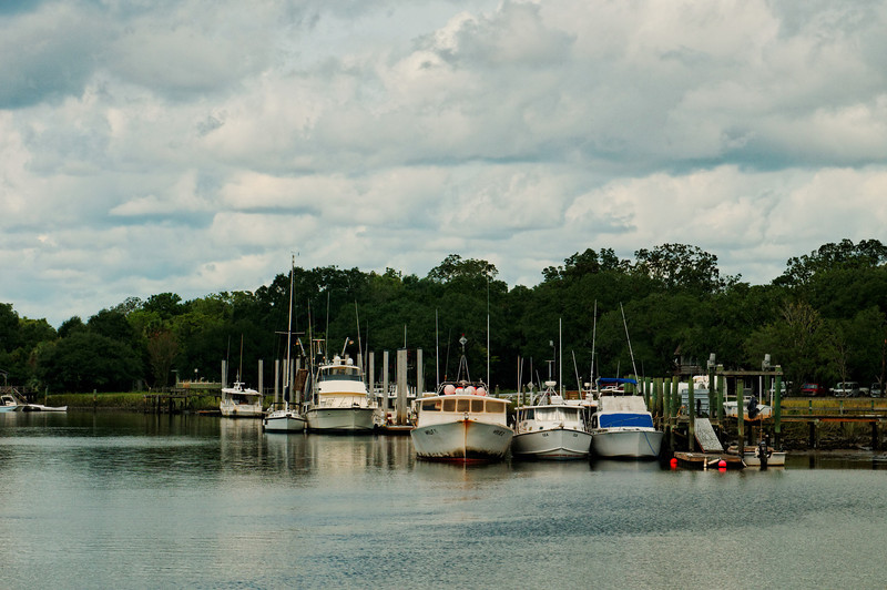 McClellanville Harbor