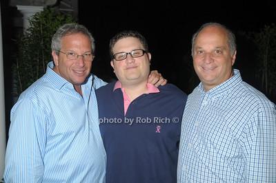 Neal Sroka, Gregg Beinin, Joe Jurist photo by Rob Rich © 2009 robwayne1@aol.com 516-676-3939
