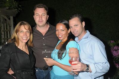 Terry Sarro, Cole Kalbazagr, Rolise Spink, Justin Ward photo by Rob Rich © 2009 robwayne1@aol.com 516-676-3939