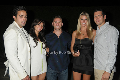 David Robello, Erica Lancellotti, James Ferraro, Whitney Barnett, Oren Alexander  photo by Rob Rich © 2009 robwayne1@aol.com 516-676-3939