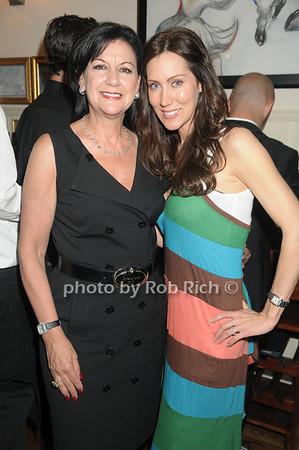Debby Sroka, Melissa Zapin photo by Rob Rich © 2009 robwayne1@aol.com 516-676-3939