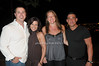 Charlie Savnik, Jennifer Savnik, Shannon Mazza, Greg Mazza<br /> photo by Rob Rich © 2009 robwayne1@aol.com 516-676-3939