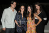Casey Marcus, Tara Fougner, Jasmin Rosemberg, Jamie Dyce<br /> photo by Rob Rich © 2009 robwayne1@aol.com 516-676-3939