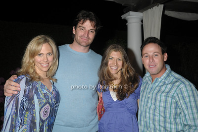 Jennifer Mocbeichel, Chris Modoono, Debbie Rose, Mike Lorber photo by Rob Rich © 2009 robwayne1@aol.com 516-676-3939