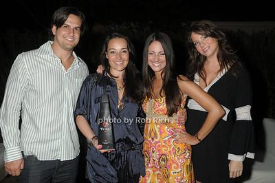 Casey Marcus, Tara Fougner, Jasmin Rosemberg, Jamie Dyce photo by Rob Rich © 2009 robwayne1@aol.com 516-676-3939