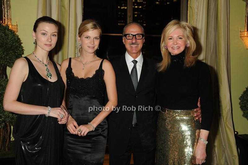 Models, Peter Kairis , Hilary Geary Ross<br /> photo by Rob Rich © 2008 robwayne1@aol.com 516-676-3939