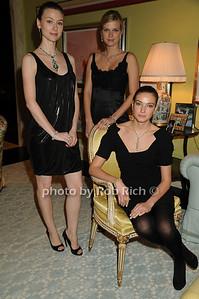 Modeling GRAFF jewelry photo by Rob Rich © 2008 robwayne1@aol.com 516-676-3939