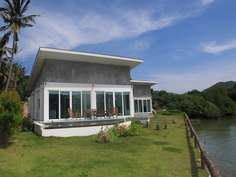 One Bedroom Sea View Villa Koh Lanta