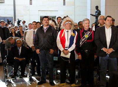Gold Medal Ceremony