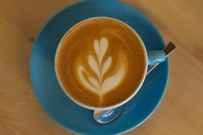 Prufrock cappuccino
