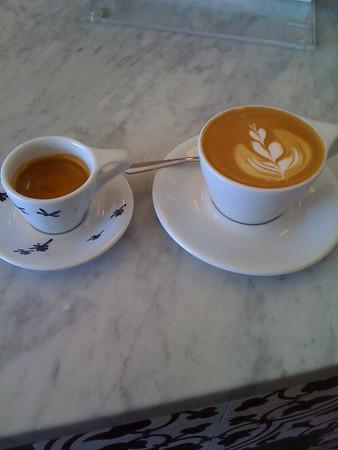 Coffee and Portland Trip