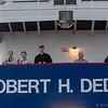 Robert H. Dedman Ferry, Galveston, TX, March 2013