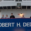 Robert H. Dedman Ferry, Galveston, TX, March 2013