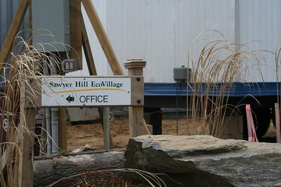 Cohousing December 07 Site Walk