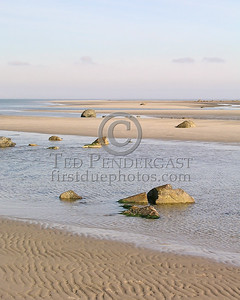 Low Tide Flats - Christmas Day 2005 - Cold Storage Beach - Dennis,Mass. - Cape Cod