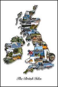 UK & Ireland Collage