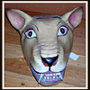 Eight Animal Masks for sale as a collection: