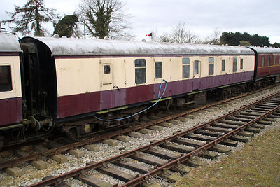 E80792 Colne Valley railway 31/03/12