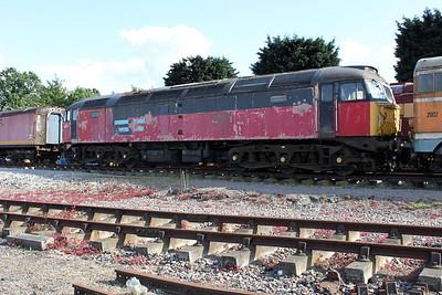Colne Valley Railway Stocklist.