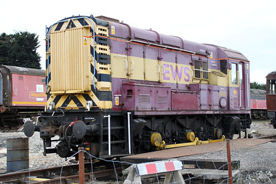 08683 at The Colne Valley Railway   31/03/12