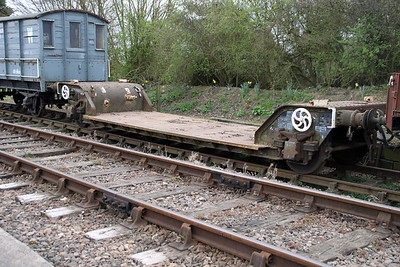B900013 Colne Valley Railway 31/03/12
