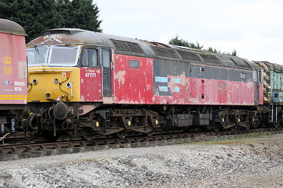 47771 at The Colne Valley Railway     31/03/12