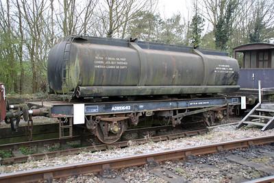 ADB936413 Colne Valley Railway 31/03/12