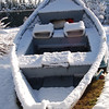 Drift Boat in Winter