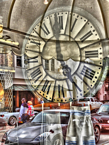Time Ticking On A Way Of Life ? - Carmel CA