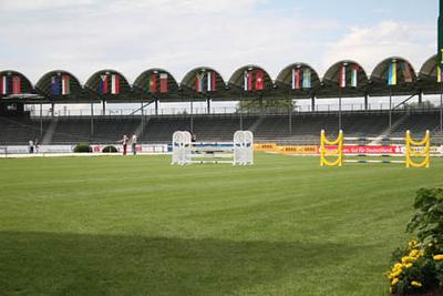 #48 Jumping stadium, Aachen