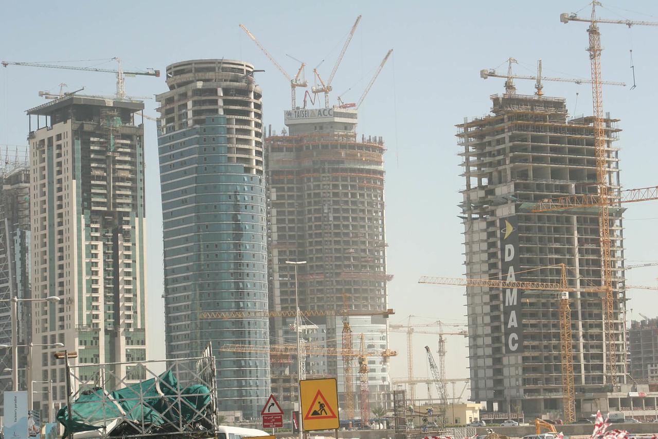 """Building Dubai around you"""