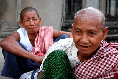 Angkor Wat, Cambodia 2007