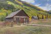 Ashcroft's Historic Ghost Town, Castle Creek Valley, Colorado