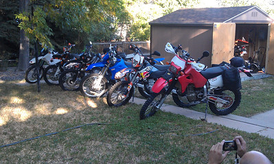 Colorado Ride Aug 2012