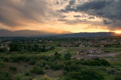 Colorado Deck Pictures 4 - 31 Jul 09