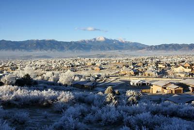 Colorado Deck Pictures 10 - 23 Dec 10