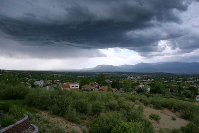 Hail Storm - 6 Jul 10