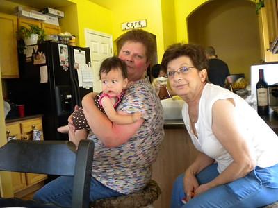 colorado family visit July 2010